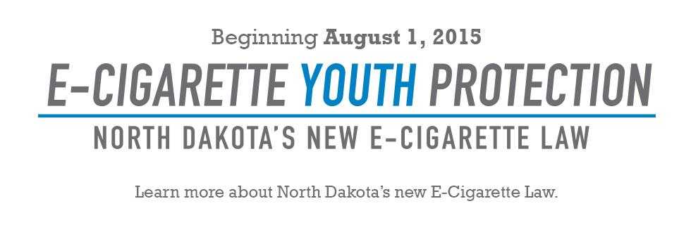 ND E-Cig Law August 1