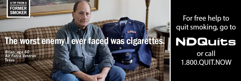 Brian - Tip From A Former Smoker - Military Vet