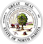 The Great Seal of North Dakota