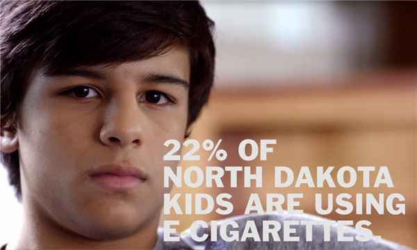 7 out of 1 kids are using e-cigarettes